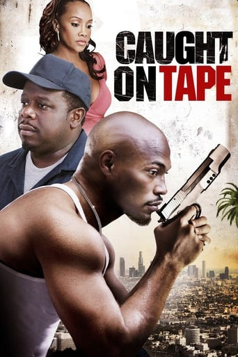 Poster of Caught on Tape