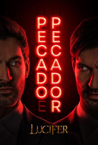 poster Lucifer 5ª Temporada Torrent