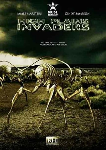 Poster of High Plains Invaders