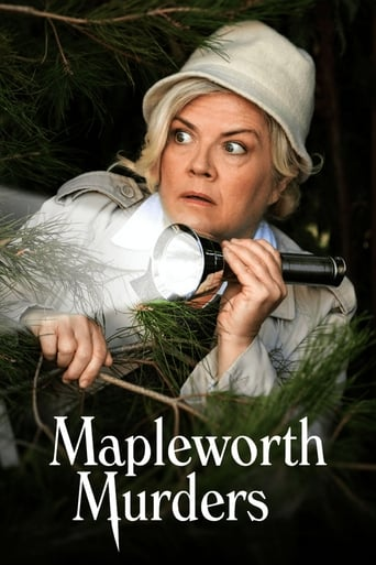Mapleworth Murders Poster