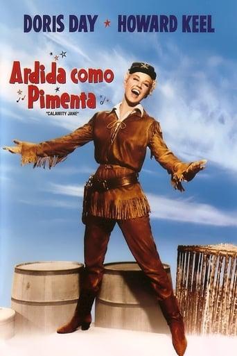 Ardida como Pimenta - Poster