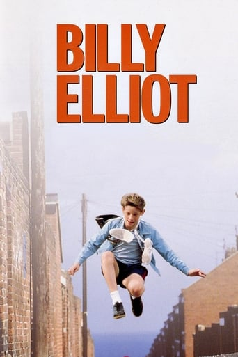 Billy Elliot - Poster