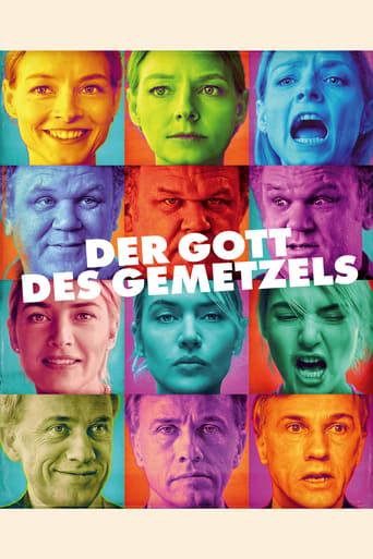 Der Gott des Gemetzels - Komödie / 2011 / ab 12 Jahre