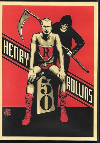 Henry Rollins 50