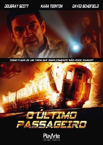 O Último Passageiro - Poster