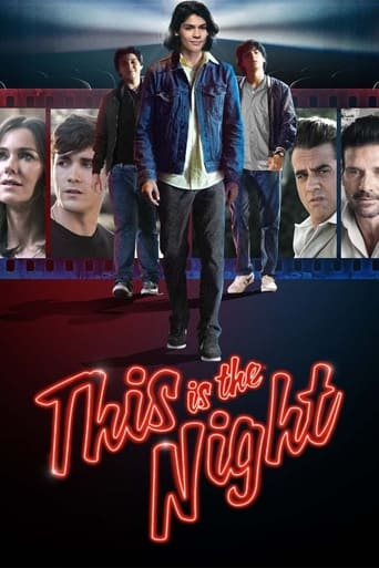 Poster This Is the Night