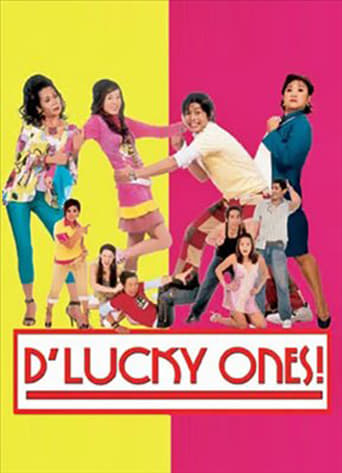 Poster of D' Lucky Ones!
