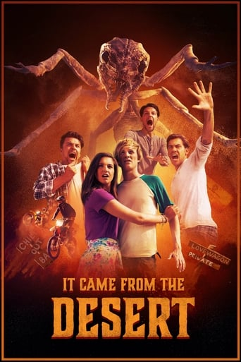 Poster of It Came from the Desert