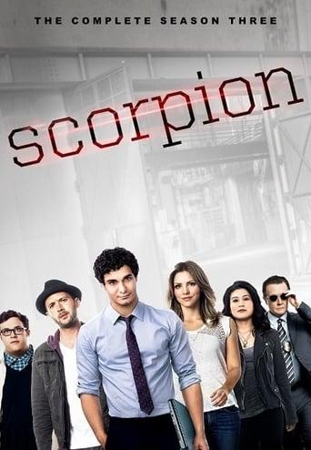 Skorpionas / Scorpion (2016) 3 Sezonas