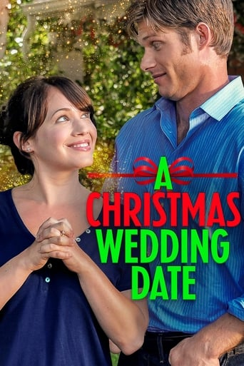 Poster of A Christmas Wedding Date