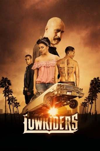 Poster of Lowriders fragman