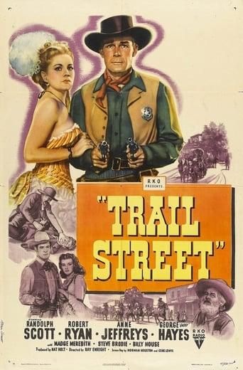 Poster of Trail Street