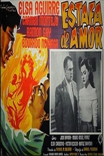 Poster of Estafa de amor
