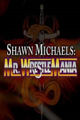 WWE Network Collection: Shawn Michaels - Mr. Wrestlemania