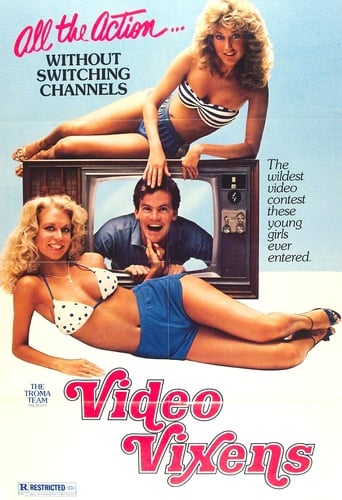 Poster of Video Vixens