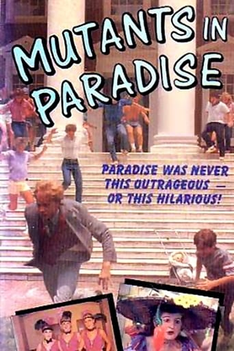 Poster of Mutants in Paradise