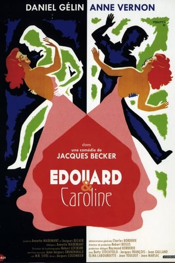 Poster of Edward and Caroline