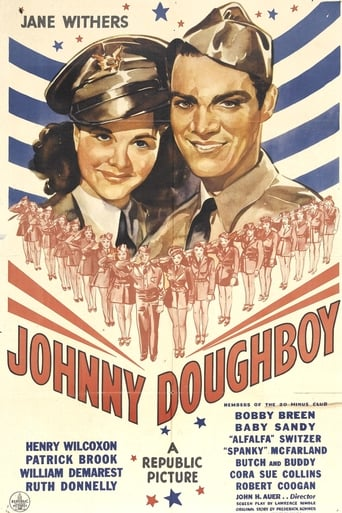 Poster of Johnny Doughboy