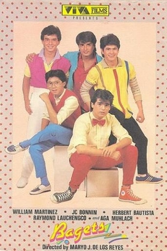 Poster of Bagets