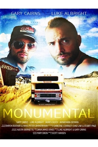 Poster of Monumental fragman