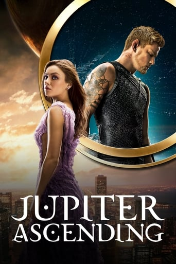 Poster of Jupiter Ascending
