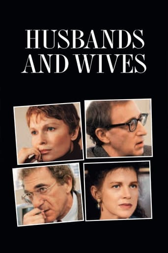 Poster of Husbands and Wives