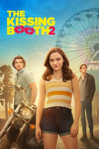 Poster of The Kissing Booth 2