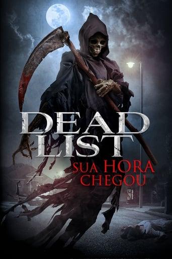 Dead List - Sua Hora Chegou - Poster