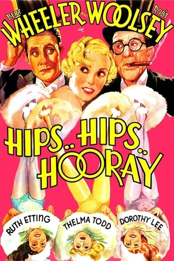 Poster of Hips, Hips, Hooray!