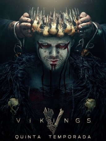 Vikings 5ª Temporada - Poster