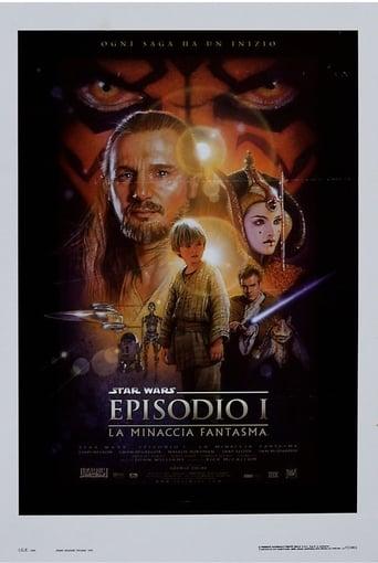 Poster of Star Wars: Episodio I - La Minaccia Fantasma