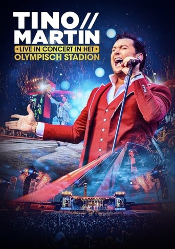 Tino Martin: Live in het Olympisch Stadion