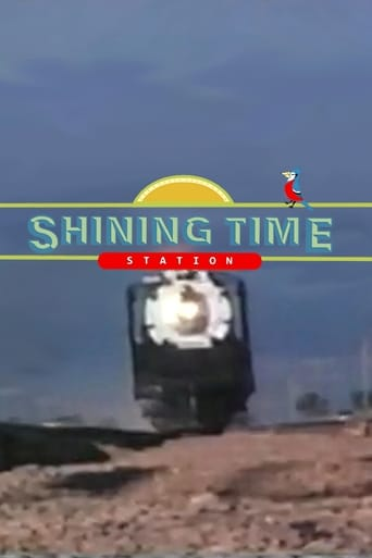 Poster of Shining Time Station