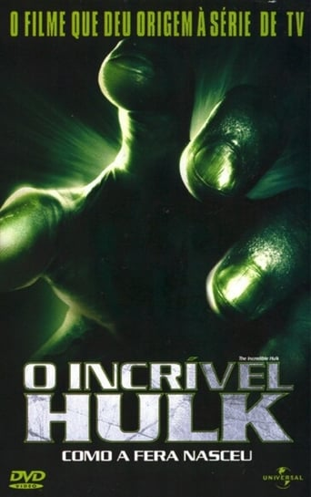 O Incrível Hulk - Poster