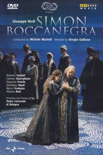 Simon Boccanegra Movie Poster