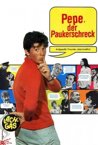 Poster of Pepe, der Paukerschreck