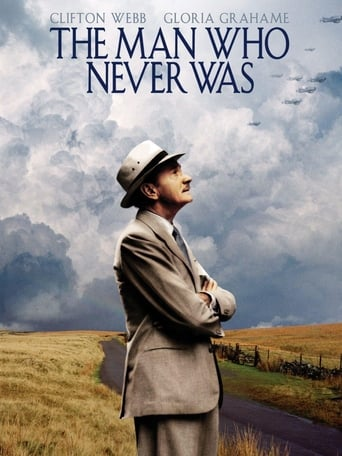 Poster of The Man Who Never Was