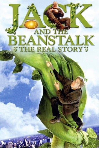 Poster of Jack and the Beanstalk: The Real Story