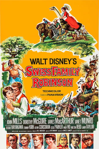 Watch Swiss Family Robinson Online