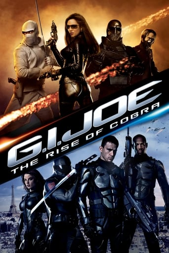 Poster of G.I. Joe: The Rise of Cobra