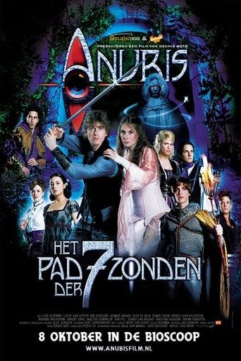 Poster of Anubis en het pad der 7 zonden