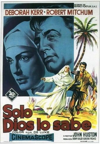 Poster of Sólo Dios lo sabe