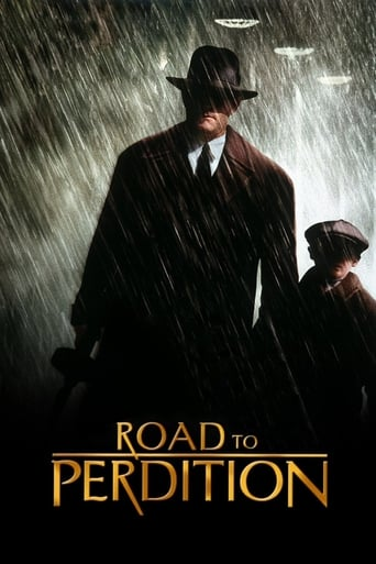 Poster Road to Perdition