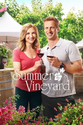 Poster of Summer in the Vineyard