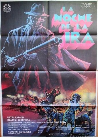 Poster of La noche de la ira