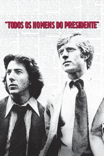 Todos os Homens do Presidente - Poster