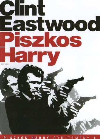 Poster of Piszkos Harry