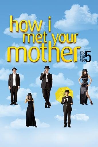 Como Eu Conheci Sua Mãe 5ª Temporada - Poster