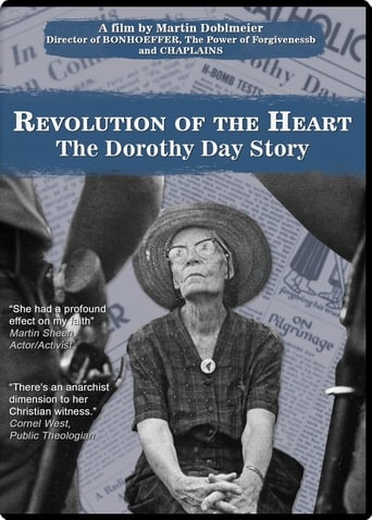 Revolution of the Heart: The Dorothy Day Story (2020)