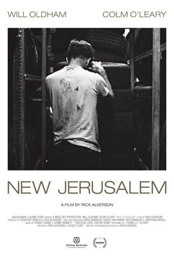Poster of New Jerusalem